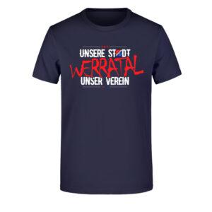 SG Werratal T-Shirt unsere Stadt unser Verein