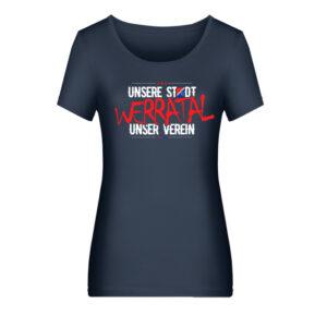 SG Werratal Damen T-Shirt unsere Stadt unser Verein